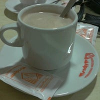 Photo taken at Pasteleria Panaderia Alpes by Maica B. on 12/14/2012