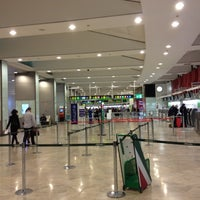 Photo taken at Terminal 2 by David L. on 10/28/2012
