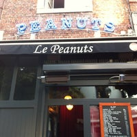 Photo taken at Le Peanut's by Bonmariage S. on 7/10/2013