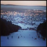 2/20/2013에 Sophie님이 ГЛК Гора Пильная에서 찍은 사진