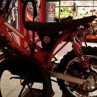 Photo taken at Marlboro sport tune up & garage by Rzal A. on 6/15/2013