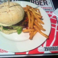 Photo taken at Barbacoa Burger & Beer by Julimu on 2/24/2013