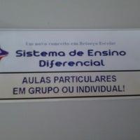 Photo taken at Sistema de Ensino Diferencial - SED by Maiara B. on 5/17/2013
