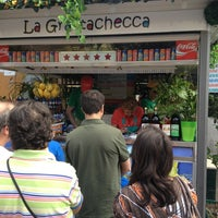 Photo taken at La Grattachecca by Lorenzo C. on 6/24/2013