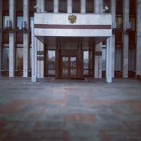 Photo taken at Законодательное Собрание Свердловской Области by Евгений Ю. on 11/13/2012
