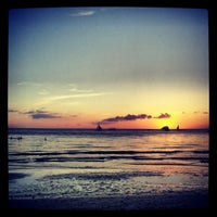 Photo taken at Boracay Sunset Resort by 3rdy A. on 3/1/2013