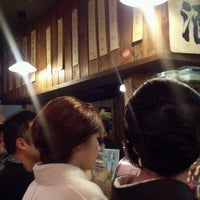 Photo taken at 木村屋 by Sato E. on 10/12/2012