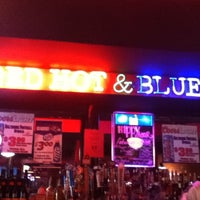 Photo taken at Red Hot & Blue  -  Barbecue, Burgers & Blues by Anna Marie on 9/30/2012