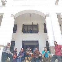 Photo taken at Lawang Sewu by Abu H. on 2/7/2017