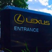 Photo taken at Lexus of Akron-Canton by Lexus on 1/14/2016