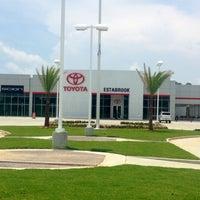 Photo taken at Estabrook Toyota by Estabrook Toyota on 7/20/2014