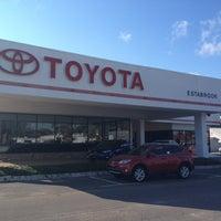 Photo taken at Estabrook Toyota by Estabrook Toyota on 7/27/2014