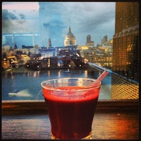 Photo taken at Restaurant - Tate Modern by Alexey C. on 7/27/2013