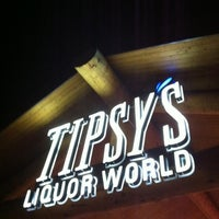 Photo taken at Tipsy's Liquor World by Chris R. on 11/7/2013