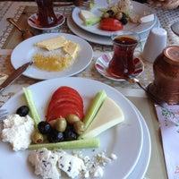 Photo taken at Çamlıdere Sofrası by Emrah K. on 4/12/2013