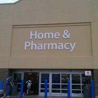 Photo taken at Walmart Supercenter by Steve D on 12/16/2012