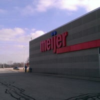 Photo taken at Meijer by Steve D on 12/23/2012