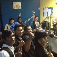 Photo taken at Star Radio 94.3 FM by Widya G. on 10/23/2012