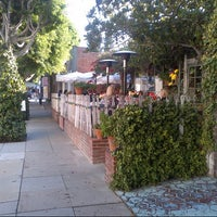 Photo taken at The Ivy by Charlie T. on 9/15/2012