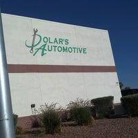 Photo taken at DOLAR'S AUTOMOTIVE INC by Shelley A. on 7/8/2013
