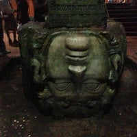 Photo taken at Basilica Cistern by MeLiH on 7/12/2013