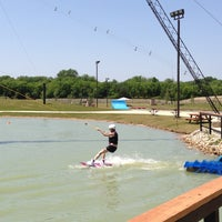 Photo taken at Hydrous At Allen Station by Brian G. on 4/28/2013