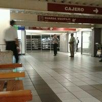 Photo taken at Central de Autobuses de Xalapa (CAXA) by Laau Z. on 10/25/2012