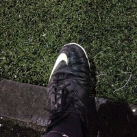 Photo taken at Football Field Happy Condo by Numer on 8/19/2014
