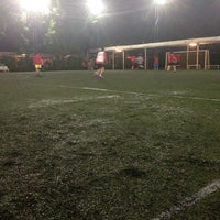 Photo taken at Football Field Happy Condo by Numer on 11/4/2014