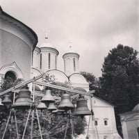 Снимок сделан в Спасо-Преображенский монастырь пользователем Sashka S. 8/4/2013