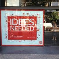 Photo taken at UOC - Seu Barcelona / Wikilounge by David T. on 6/13/2013