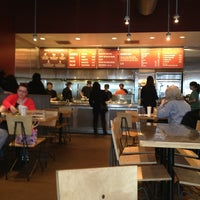 Photo taken at Chipotle Mexican Grill by Isabella S. on 3/16/2013