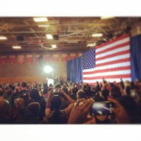 Photo taken at Patrick Henry High School by Molly M. on 10/21/2014