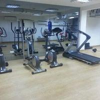 Photo taken at Yalipark Gym Club by Gazoz'ca on 5/17/2013