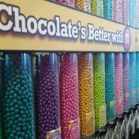 Photo taken at M&M's World by Syed A. on 4/27/2013