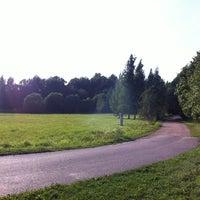 Photo taken at Itsenäisyydenpuisto by Annastiina on 8/21/2013
