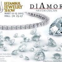 Photo taken at Diamor Diamond by Artür Ö. on 1/26/2015