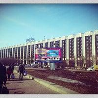 4/13/2013にГалина Л.がPark Inn by Radisson Pulkovskayaで撮った写真