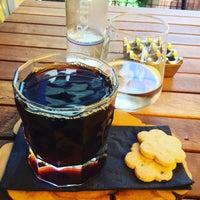 6/6/2017 tarihinde Sevil N.ziyaretçi tarafından Delungo Coffee Roasters'de çekilen fotoğraf