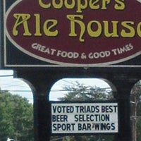 Photo taken at Cooper's Ale House by Matt M. on 9/14/2012