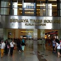 Photo taken at Berjaya Times Square by Denis S. on 3/9/2013