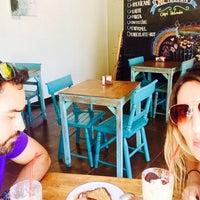 Photo taken at Café Marrón by Paola P. on 1/17/2015