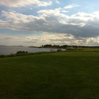 Photo taken at Rum Pointe Seaside Golf Links by Chris P. on 9/6/2013
