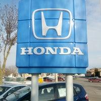 ... Photo Taken At Zimbrick Honda By Joe Z. On 3/14/2013 ...