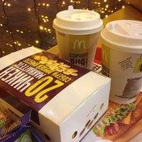 Das Foto wurde bei McDonald's von Li E. am 12/8/2012 aufgenommen