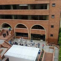 Photo taken at Universidad Manuela Beltrán by Diego U. on 9/29/2012