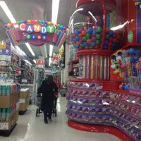 Photo taken at Party City by Annie W. on 12/13/2012