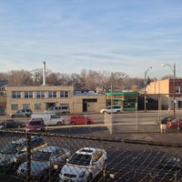 Photo taken at Metra - Forest Glen by Benjamin S. on 11/17/2012