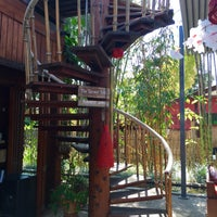 Photo taken at Baan Pai Village by Marija K. on 1/29/2015