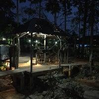 Photo taken at Mook Lanta Eco Resort by Marija K. on 1/31/2015